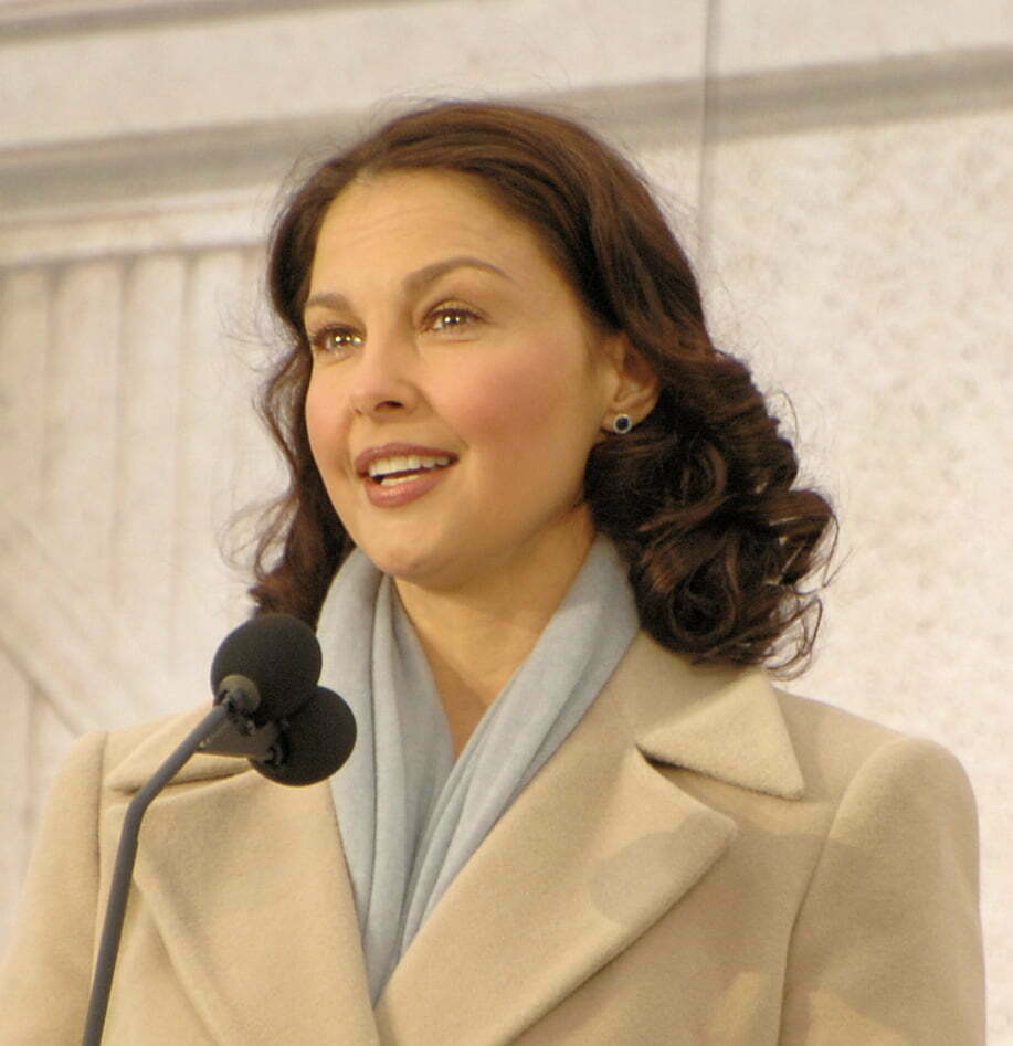 What is Ashley Judd's net worth?
