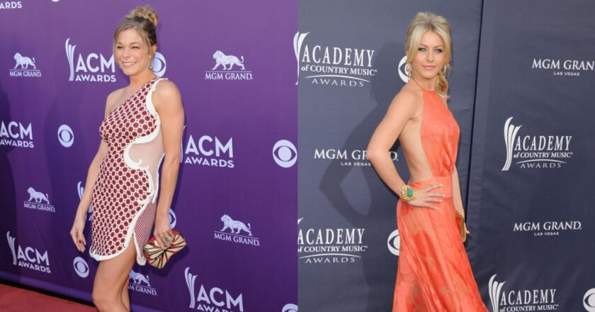 The Most Daring Dresses Ever Worn On The ACM Awards Red Carpet