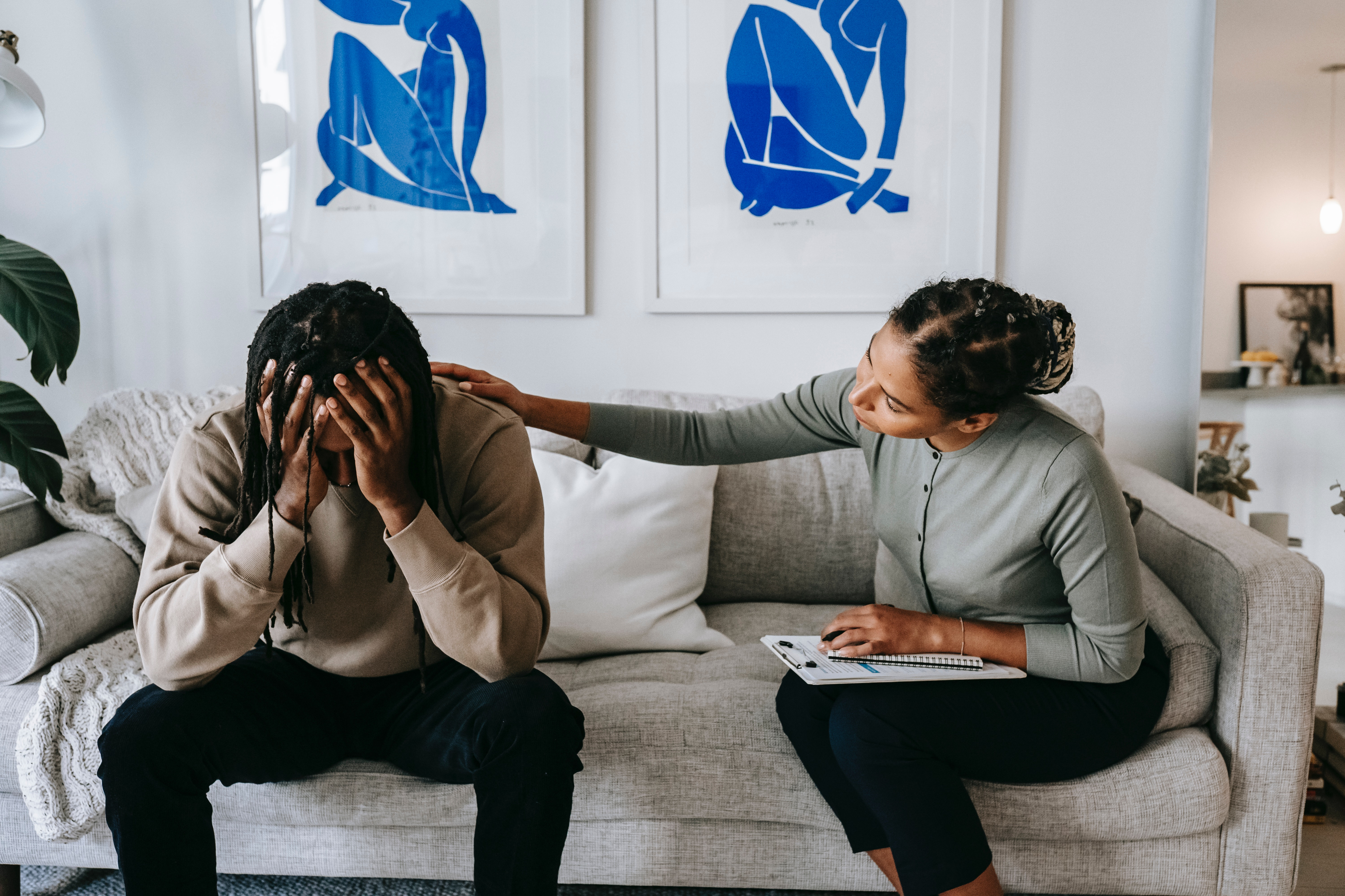 5 Ways to Support Your Partner During Difficult Times