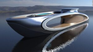 hole deck : Take a look at this luxury yacht worth $80 million.